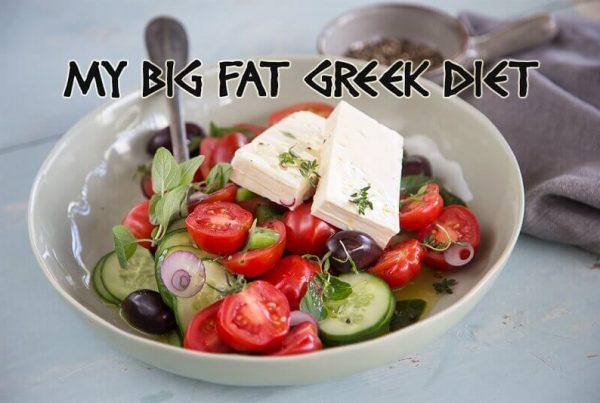 my big fat greek diet