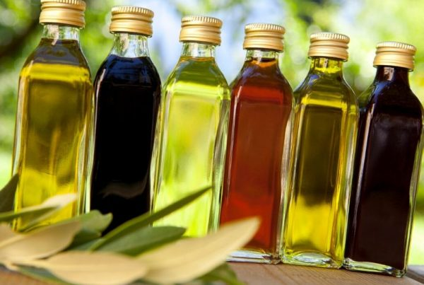 oils range