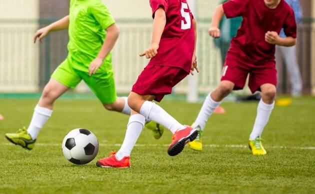 sports nutrition for children and teens