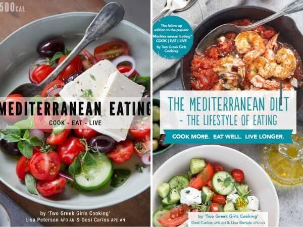 mediterranean diet cookbook range